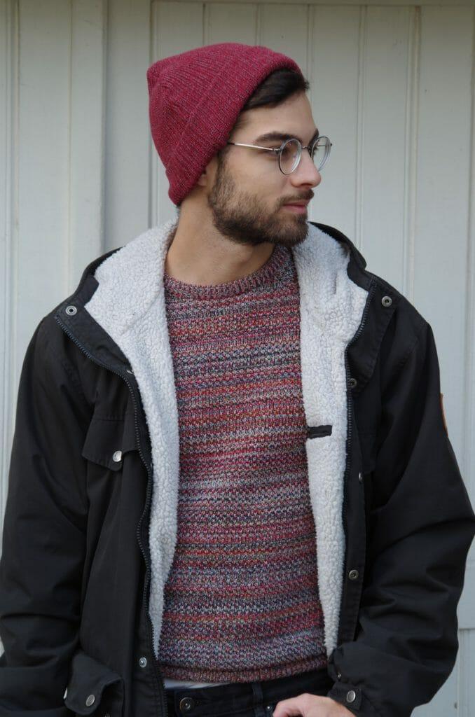 Bonnet en coton bio